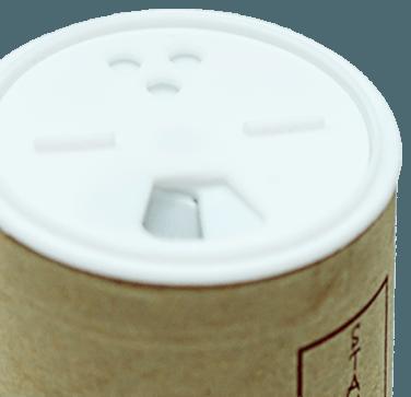 Plastic Shaker Scrub